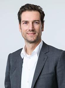 Afdelingshoofd Arjan Verweij