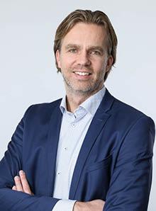 Afdelingshoofd Rob Althuisius