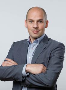 Afdelingshoofd Vincent Jansen