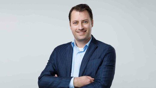 Portretfoto Bart Dekker Sweco adviseur