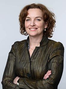 Divisiedirecteur Marianne Vermijs