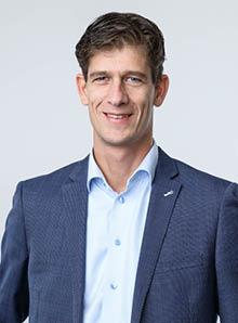 Divisiedirecteur Sander Melieste