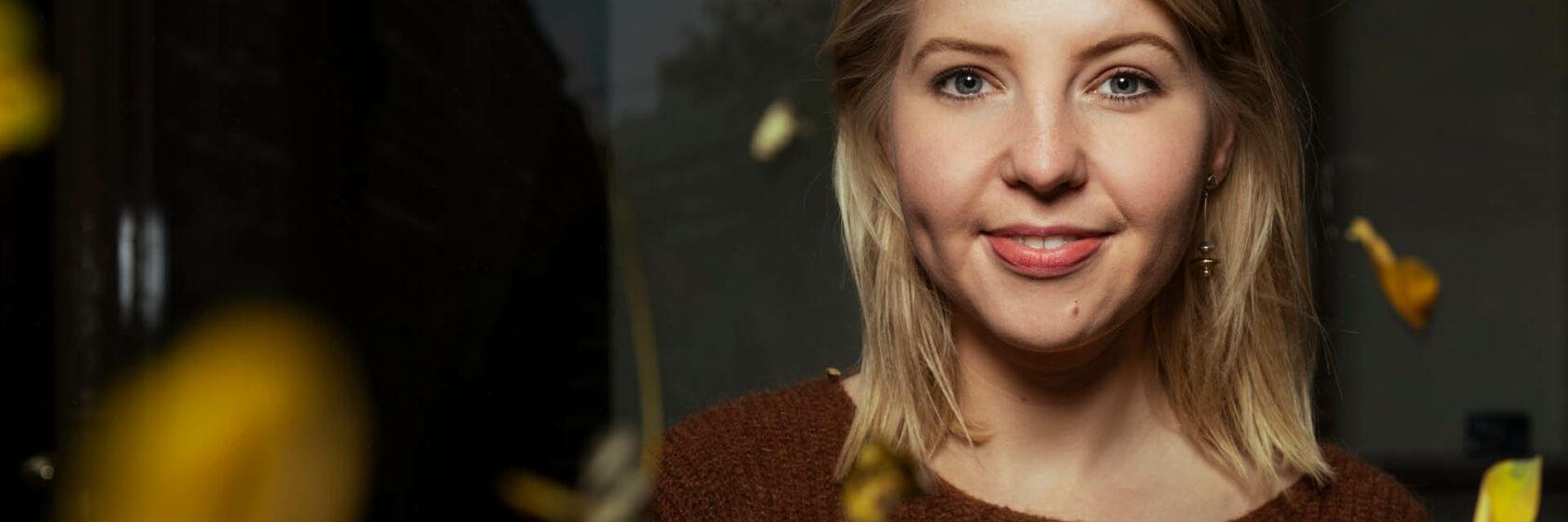 Sweco adviseur Femke Tiegelaar portretfoto