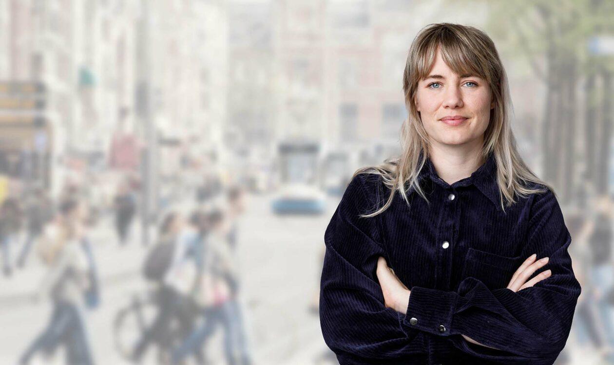 Sofi Johansson werkt als Adviseur Monitoring, GIS en digitale innovatie bij Sweco