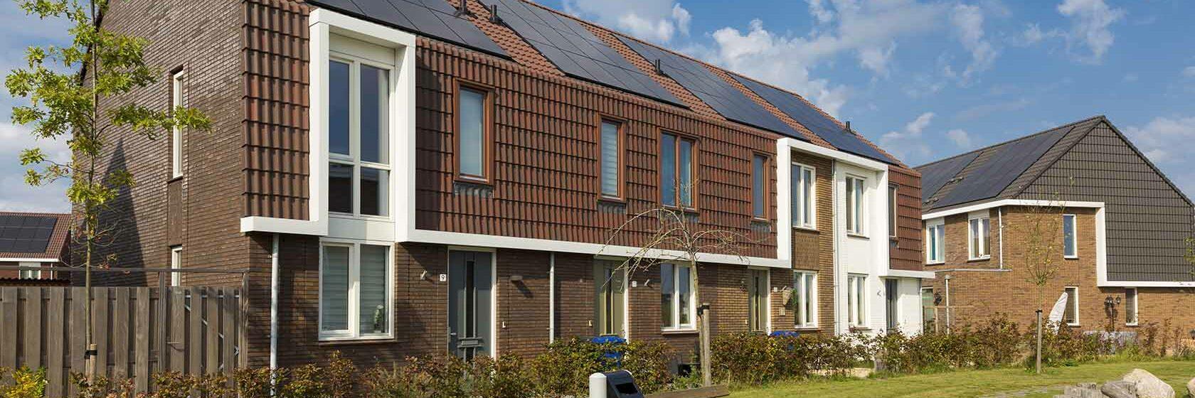 Duurzame woonwijk in Rijswijk met veel groen