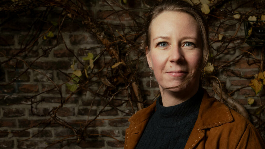 Portretfoto van Hilde Boon