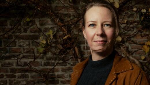 Portretfoto van Hilde Boon, medewerker van Sweco