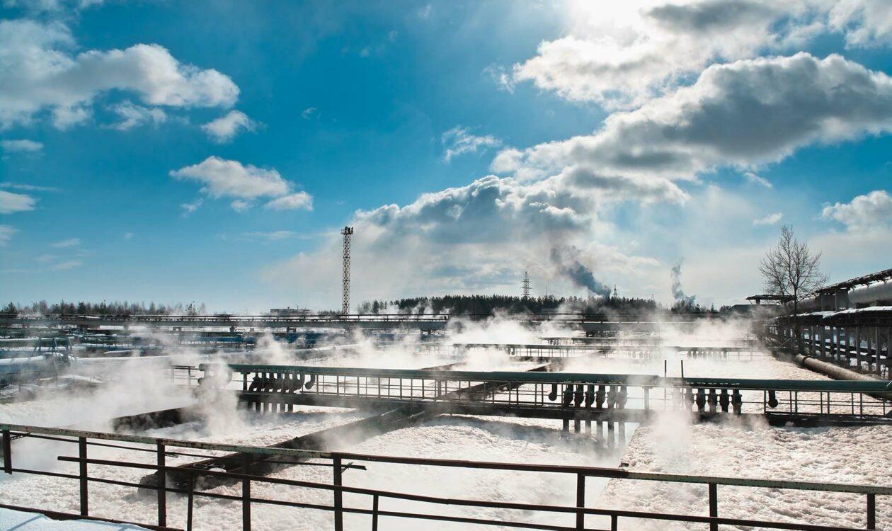Water recycling en zuivering als vorm van gezonde en veilige industrie