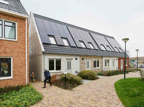 Duurzame woningen in Groningen