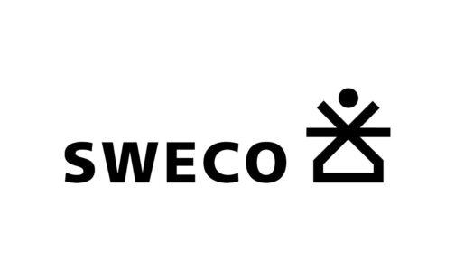 Sweco logo zwart
