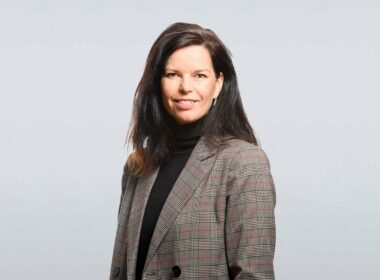 Portretfoto Lonneke Wijnhoven Directeur communicatie Sweco