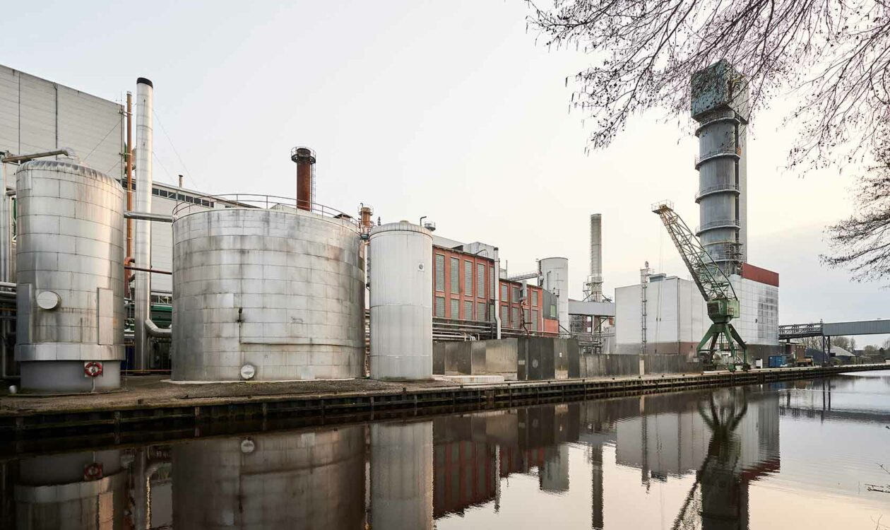 silo's suiker unie groningen
