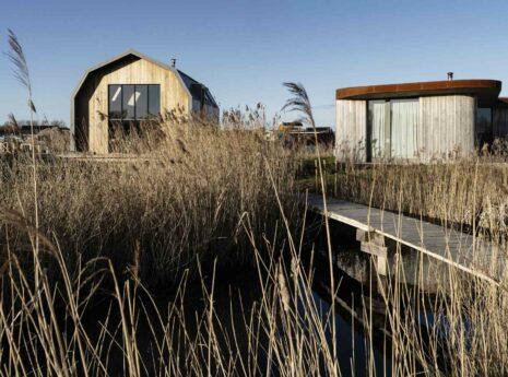 Woningen in Oosterwold Almere volgens nieuwe omgevingswet